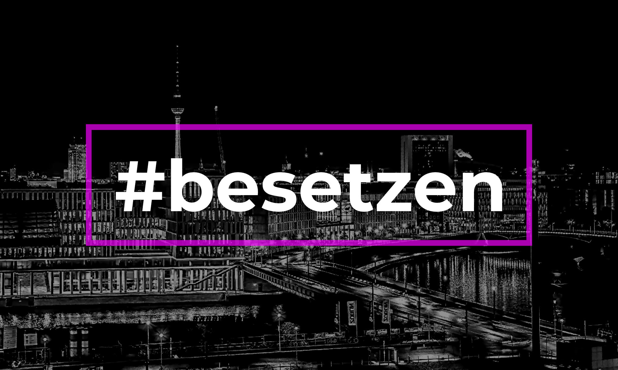 #besetzen #squat