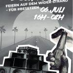 [ABGESAGT] Soliparty: Feiern auf dem Widerstrand - Für #besetzen